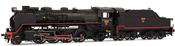 Locomotive Mikado 141 F2332  DC  Digital Sound