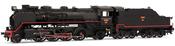Locomotive Mikado 141 F2332   AC Digital