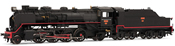 Locomotive Mikado 141 F2332    AC Digital   Sound