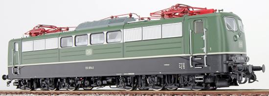 ESU 31033 - German Electric Locomotive BR 151 of the DB (Sound Decoder)