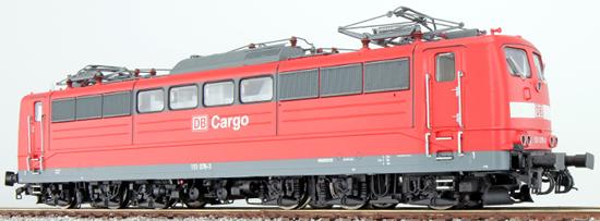 ESU 31034 - German Electric Locomotive BR 151 of the DB AG (Sound Decoder)