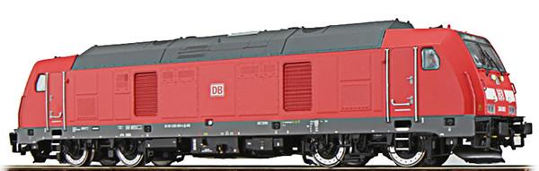 ESU 31097 - German Diesel Locomotive 245 003 of the DB, Traffic Red (Sound Decoder and Smoke)