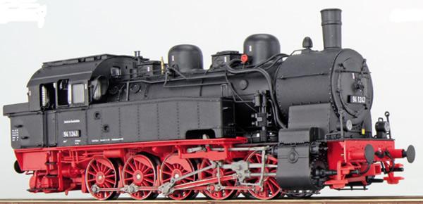 ESU 31101 - German Steam Locomotive BR94 1243 of the DB (Sound Decoder)