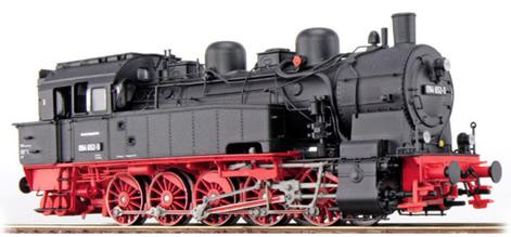 ESU 31102 - German Steam Locomotive BR94 652-5 of the DB (Sound Decoder)
