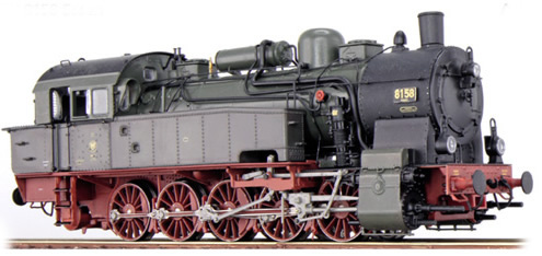ESU 31103 - Royal Prussian Steam Locomotive BR94 8158 of the KPEV (Sound Decoder)