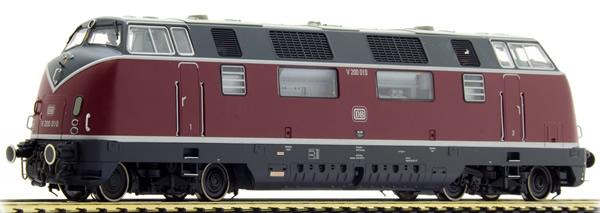 ESU 31333 - German Diesel Locomotive V200 010 of the DB (Sound Decoder)