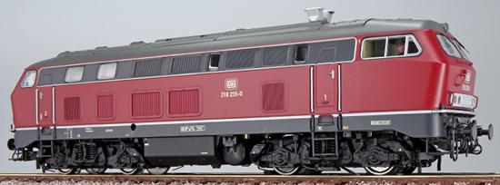 ESU 32025 - German Diesel Locomotive BR 218-235 of the DB (Sound Decoder)