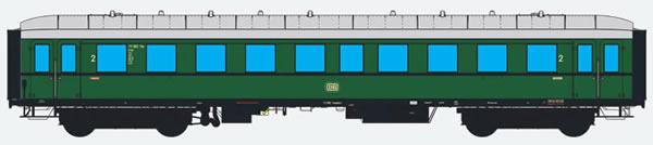ESU 36140 - German Passenger Car G36 of the DB