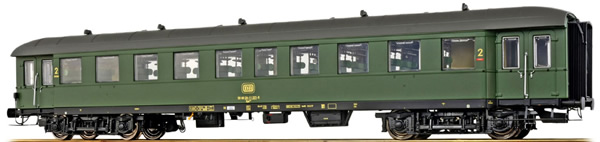 ESU 36156 - Passenger Coach By(e)667, 28-11 259, chromoxidgreen, of the DB