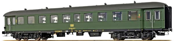 ESU 36156 - Passenger Coach By(e)667, 28-11 259, chromoxidgreen, of the DB