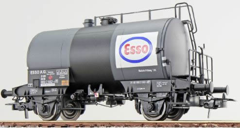 ESU 36227 - Tank car type Deutz Esso, 21 80 000 2 662-3