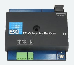ESU 50098 - ECoSDetector RailCom
