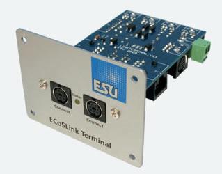 ESU 50099 - ECoSlink Terminal - The distributor