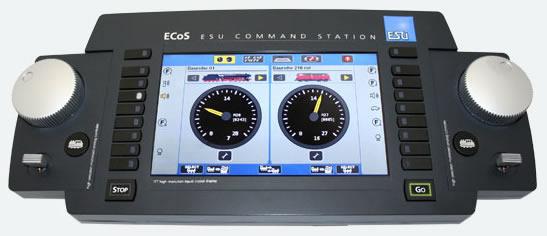 ESU 50210 - ECoS 2.1 Command Station