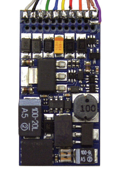 ESU 54499 - LokSound V4.0 Universal sound for reprogramming, 21MTC, Gauge: 0, H0