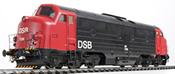 Danish Diesel Locomotve Nohab My, 1159 of the DSB