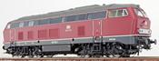 German Diesel Locomotive BR 215 of the DB (Sound Decoder)