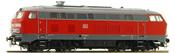 German Diesel Locomotive BR 225 of the DB (DCC Sound Decoder)