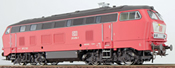 German Diesel Locomotive BR 215-078 of the DB AG (Sound Decoder)