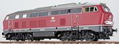 German Diesel Locomotive BR 215-058 of the DB (Sound Decoder)