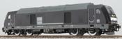 German Diesel Locomotive Class 245 of the MRCE