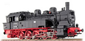 German Steam Locomotive BR94 1292 of the DR (Sound Decoder)