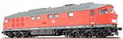 German Diesel Locomotive BR 232 of the DB