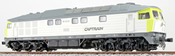 German Diesel Locomotive 232-04 Captrain (Sound Decoder)