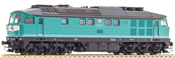 German Diesel Locomotive 234 304 of the DB, Turquoise (Sound Decoder and Smoke)