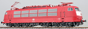 German Electric Locomotive 103 163 of the DB (Sound Decoder)