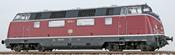 German Diesel Locomotive 220 021 of the DB (Sound Decoder)
