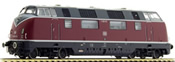 German Diesel Locomotive V200 010 of the DB (Sound Decoder)