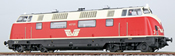 German Diesel Locomotive 417 01 EVB of the DB (Sound Decoder)