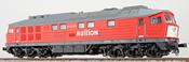 German Diesel Locomotive 232 109 Railion (Sound Decoder)
