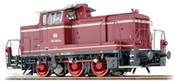 German Diesel Locomotive 160 180 of the DB, Old Red (Sound Decoder and Smoke)