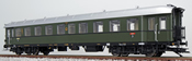 Passenger Coach G36 C4i-36, 73535-Esn of the DRG