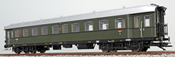 Passenger Coach G36 C4i-36, 73536-Esn of the DRG