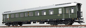 Passenger Coach G36 C4i-36, 73598-Esn of the DRG