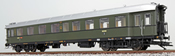 Passenger Coach G37 BC4i-37/39, 33587-Esn of the DRG