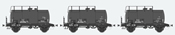 3pc Tank Car Set