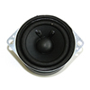 Loudspeaker Visaton FRS 5, 50mm, round, 8 Ohm, with sound chamber for LokSound XL