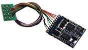 LokPilot V4.0, Multiprotocol MM/DCC/SX, 8-pin plug NEM652, cable