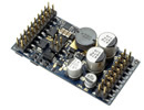 LokSound v5 L DCC/MM/SX/M4 No sounds loaded, Pin header with adapter