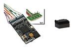 LokSound v5 DCC/MM/SX/M4 No sounds loaded, 8-pin NEM652, with speaker 11x15mm