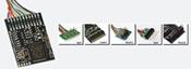 LokPilot V4.0 M4 multiprotocol MM / DCC / SX / M4, 21MTC NEM660