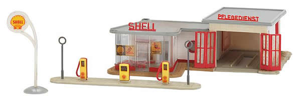 Faller 109217 - B-217 Petrol station