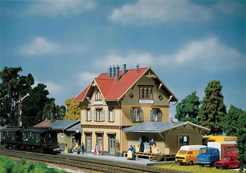 Faller 110107 - Güglingen Station