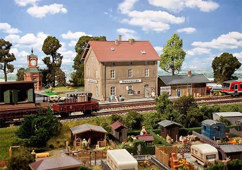 Faller 110122 - Sonnheide station