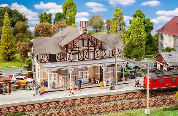 Faller 110139 - Beinwil Station