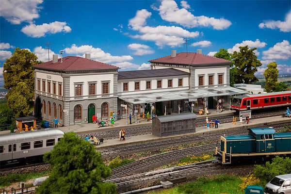 Faller 110140 - Königsfeld Station